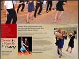Tango en France Drôme 26 à Valence, Romans, Montélimar ... : Ecole de danse Danse Passion d´Eric & Veronique Clary de Valence 26.