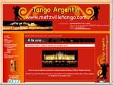 Tango en France Moselle 57 à Metz, Thionville, Montigny-Les-Metz ... : Association Metz Ville Tango