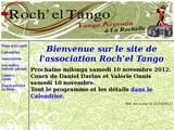 Tango en France Charente-Maritime 17 à La Rochelle, Rochefort, Saintes ... : Roch´el Tango