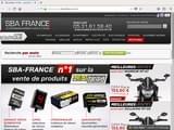 Casse Moto Casse moto : SBA France