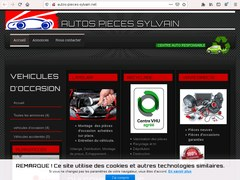 Autos Pièces Sylvain