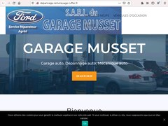 Garage MUSSET FORD