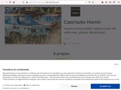 Cass 'Auto Hornn