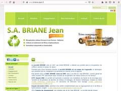 SA BRIANE Jean