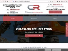 Chassang Recuperation