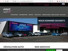 JACQUET & Fils Démolition autos