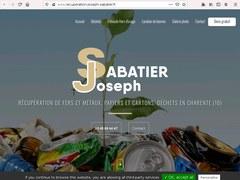 Récupération Joseph Sabatier