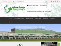 William Sabatier Recyclage