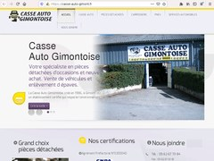 Casse Auto Gimontoise