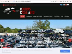 Coutras Casse Auto