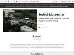 Société Massacrier