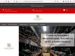 Branthomme Casse-Auto