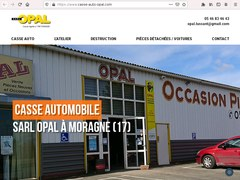 Occasion Pièces Automobiles Lussantaises O.P.A.L