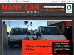 Many Car DB Auto