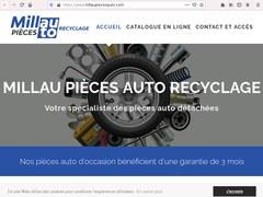 Millau Pièces Auto Recyclage