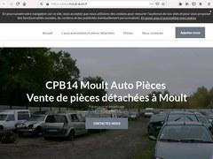 CPB14 Moult Auto Pièces