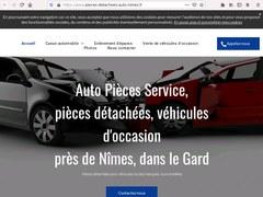 Auto Pièces Saint Cezaire APS
