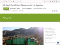 SORAR Société Récupération Ariégeoise
