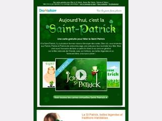 Newsletter Saint Patrick